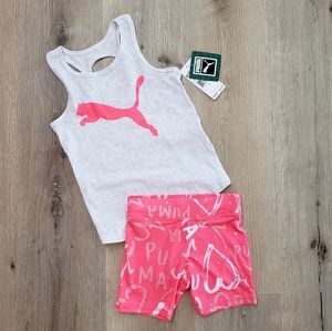 PUMA Girl Outfit